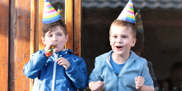 My Favourite Children's Party Themes!