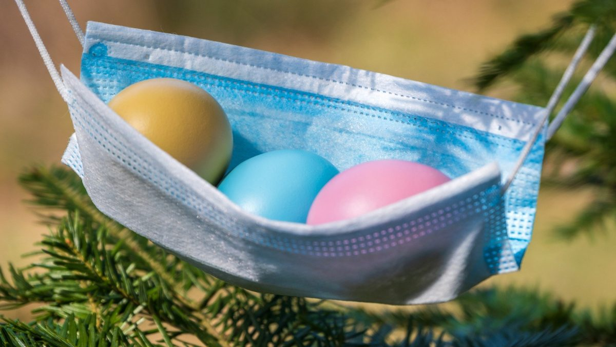 How to Make Easter Special in Quarantine
