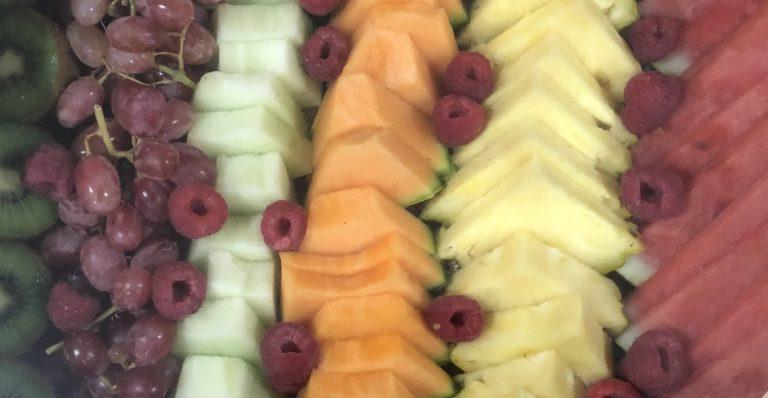 Large fruit hamper