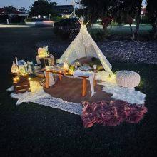 Romantic picnic 6