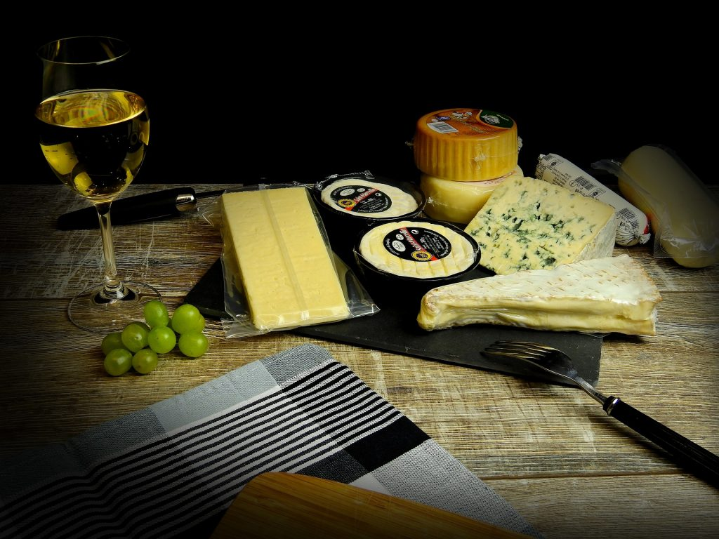Wine and Cheese Tasting Night – 14th November
