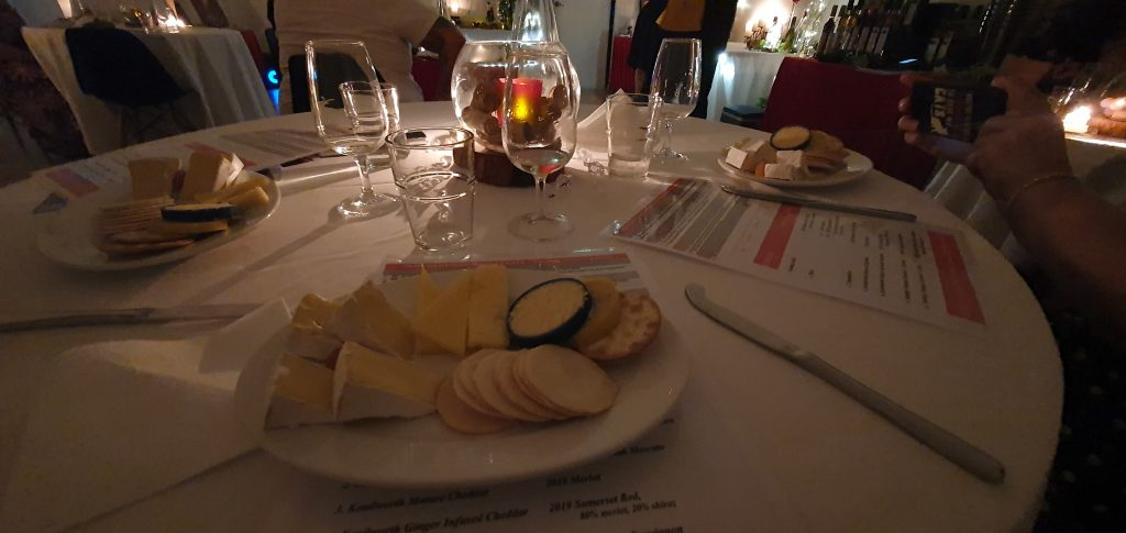 Wine and Cheese Tasting – Saturday 11 September