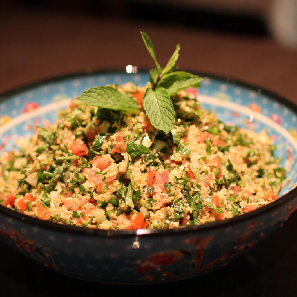 Lebanese Mezza Feast