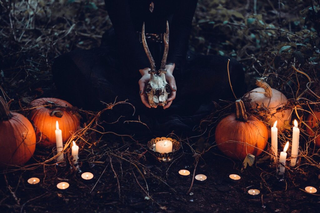 Witches Lair Halloween Escape Room